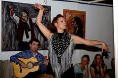 Seville #2 (abudoma) Tags: dance spain seville flamenco flamencodancer