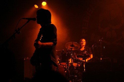 The Black Ryder supporting Black Rebel Motorcycle Club @ The Metro Theatre,