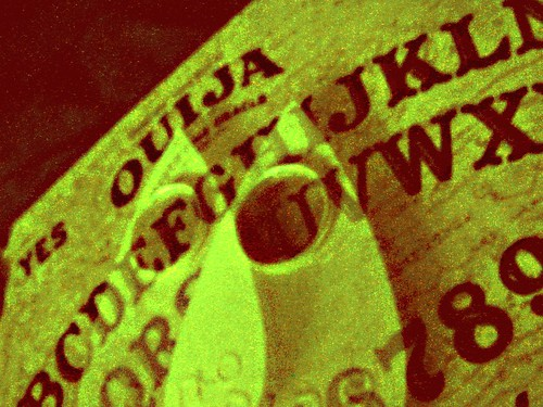 Photo: [Ouija Board] by ~!'s / Ryan