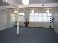 New Centre shiatsu and bodywork space