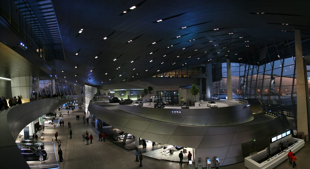 Image result for bmw museum panorama