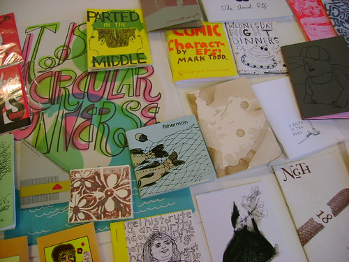 Zines for Maine Workshop from Little Paper Planes