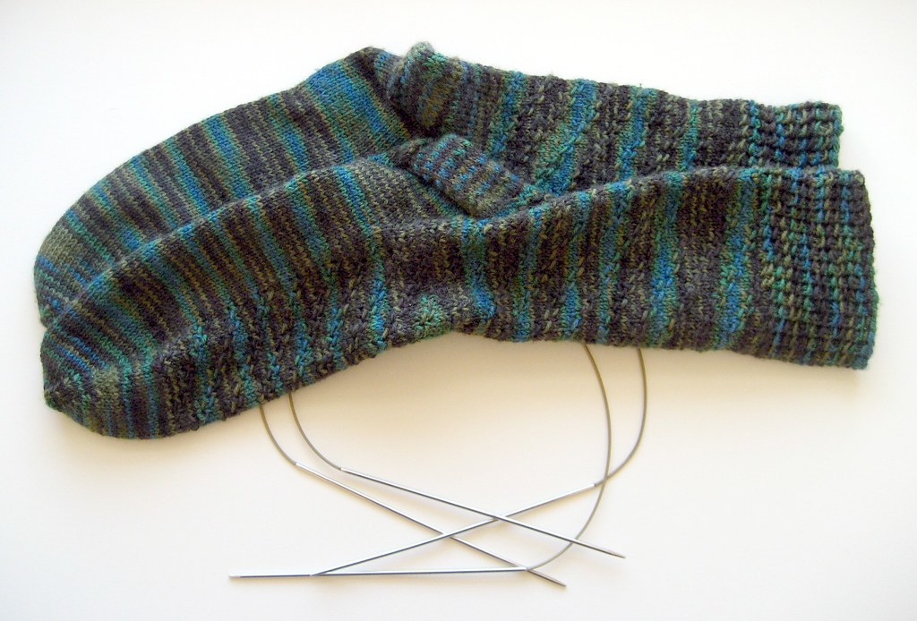 MadTini Socks - Off the Needles