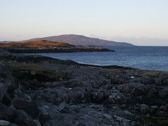 looking towards Taransay