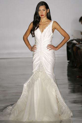 modest wedding  gowns 2010