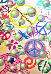 peace n' bubbles