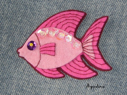 Pez Tropical Tropical Fish A Photo On Flickriver - Pez-de-fieltro