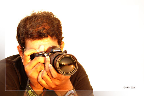 Karthik Balaji and his new 200mm