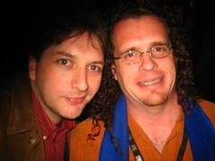 Me and Chris