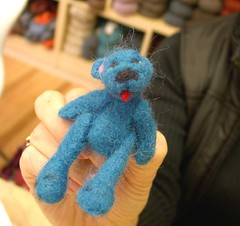 Rhonda's Blue Bear