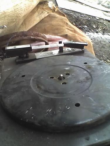dead turntable