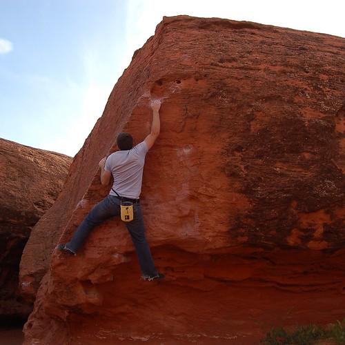 Bouldering #5