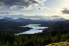 Loch Garry from the A87 (Clubley) Tags: panorama scotland highlands sony loch a100 lochgarry a87 invergarry pianetaterra diamondclassphotographer theunforgettablepictures theunforgettablepicture clubley betterthangood goldstaraward proudphotoshoppergroup dragongoldaward suoerbmasterpiecegroup