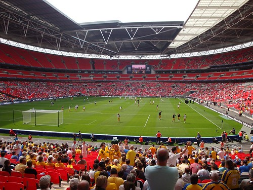 Wembley Football Stadium 00068