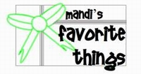 Mandi's Favorite Things