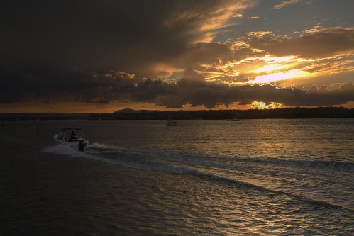 Noosa River Sunset Cruise