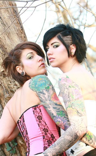 Gods Girls: Shayna & Maureen