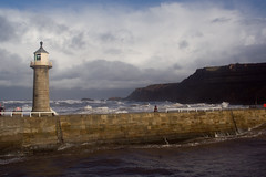 Whitby Seafront