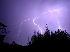 Lightning (brodski08) Tags: sky storm night lightning oluja no svjetlo nebo