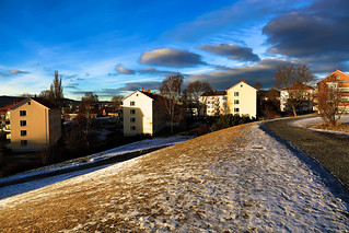 A HDR picture ,made in one of the beautiful Oslo areas