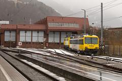 MBS Bahnhwerk Schruns (daveymills31294) Tags: mbs bahnhwerk schruns montafonerbahn baureihe 1110