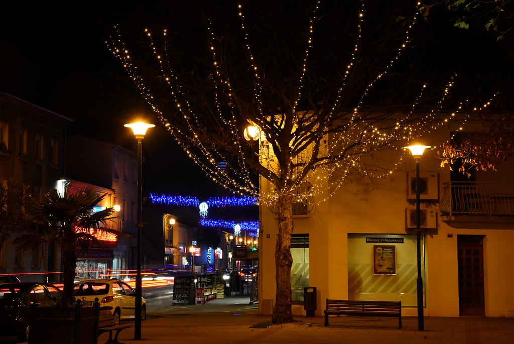 lumineux noël natale ville rue éclairage éclairagepublic led ...
