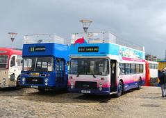 A tad optimistic! (Matt N Reynolds) Tags: bus bristol coach service preserved series2 ecw bristolvr runningday jhw107p rth931s bvoc bristolharboursiderally2009