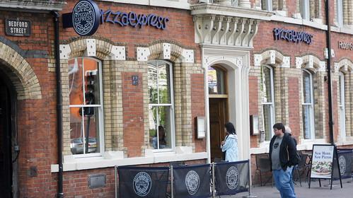 Belfast City - Pizza Express On Bedford Street