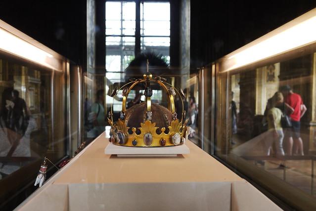 路易十五加冕皇冠