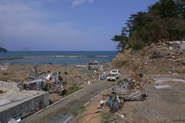 東北地方太平洋沖地震に際して -私の行動経緯-