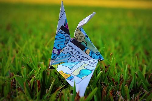Crane for Hope #81