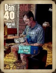 Dan @ 40