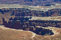 Green River Canyon, Island in the Sky, Canyonlands NP, Utah (Byrd on a Wire) Tags: rock utah desert canyon erosion canyonlands moab islandinthesky canyonlandsnp