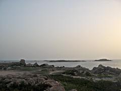 Les îles de La Tonnara