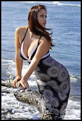 Shkenda on the beach 003 (Labinot Iberdemaj) Tags: sea beach beauty fashion women dress ulqin ulcinj deti ulqini labinot iberdemaj