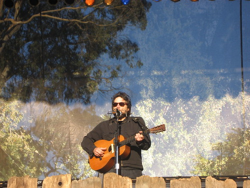 Jeff Tweedy at the Hardly Strictly Bluegrass Festival 2007