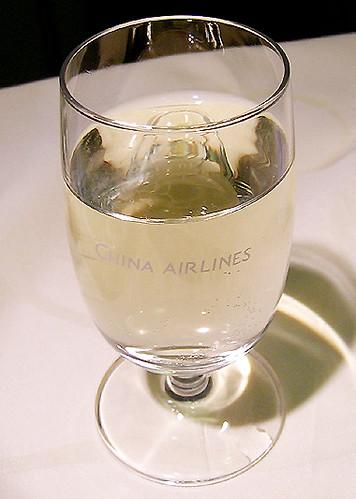 華航商務艙飛機餐-071012