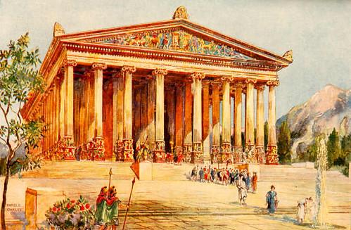 Ο ναός της Άρτεμης