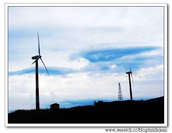 石門風力發電廠2