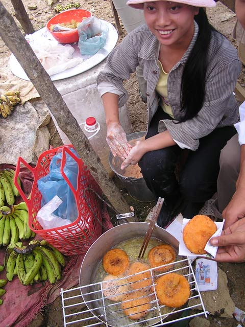 Citrus patties, Bac Ha, Vietnam