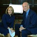 Fred Thompson with Katie Couric