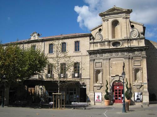 Mairie de Forcalquier