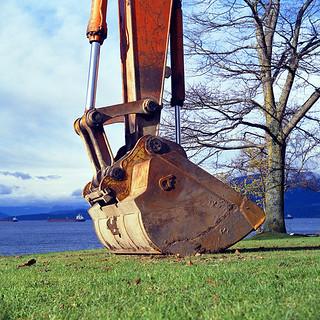 Park Excavator