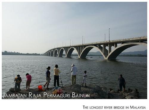 The Dinding Bridge