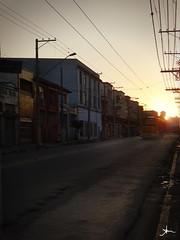 av. Celso Garcia (alineioavasso) Tags: road sunset avenida celso prdosol urbana garcia celsogarcia