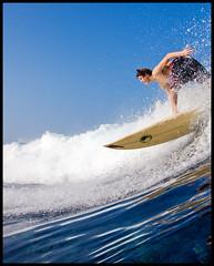 Takeoff (konaboy) Tags: usa hawaii interestingness surf ben wave surfing nephew bigisland kona keei delmarhousings camerasurfhousing indawatah goodadforericyoushouldchargehimforitlol 11382b