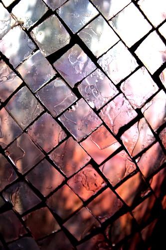 pink mosaic — dec 14