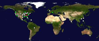 PCC LibTech Reader World Map