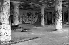 skate floor (vcrimson) Tags: ohio urban abandoned industrial factory empty ruin derelict bf akron bfgoodrich