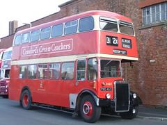 Manchester City Transport 3460 PND 460